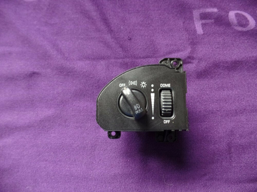 Dodge Ram Headlight Switch 5322301