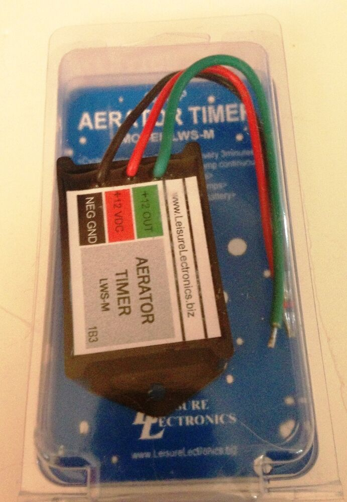 Aerator Timer Switch Aerator Find A Guide With Wiring Diagram Images