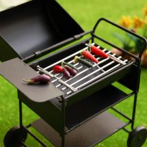 1 12 Iron Bbq Grill Miniature Garden Outdoor With Propane