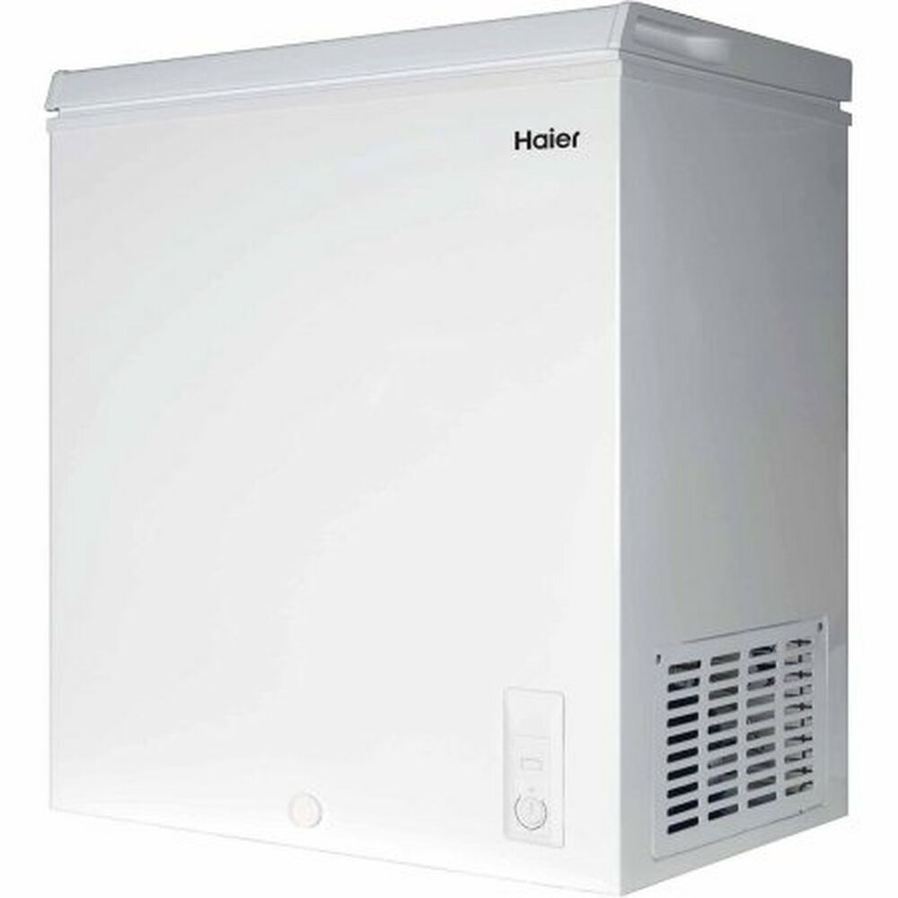 Haier Chest Deep Freezer 50 cu ft Small Size Compact Dorm Apartment White NEW  eBay