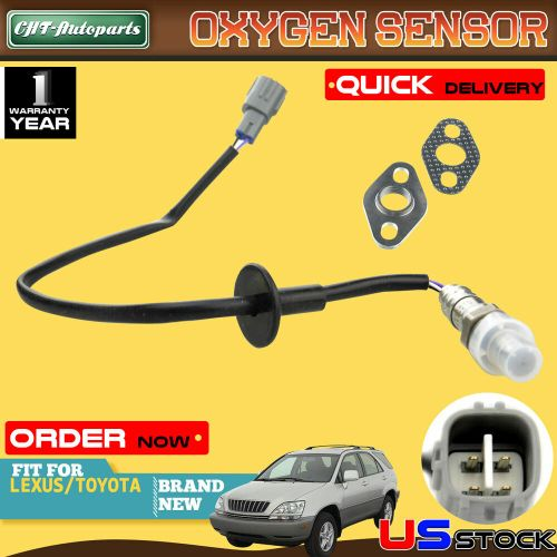 small resolution of details about rear o2 oxygen sensor for lexus rx300 toyota highlander supra 1mzfe 1993 2003