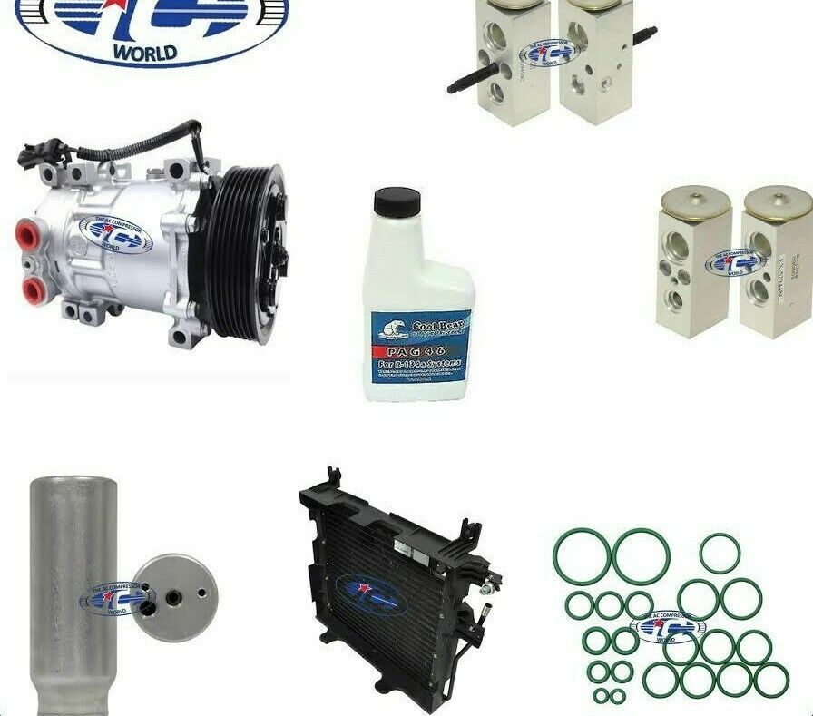 hight resolution of details about a c compressor kit fits dodge durango 1998 1999 oem sd7h15 57553