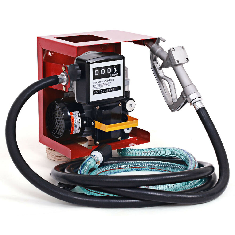Electric Fuel Pumps 12v 24v Electric Diesel Transfer Pump