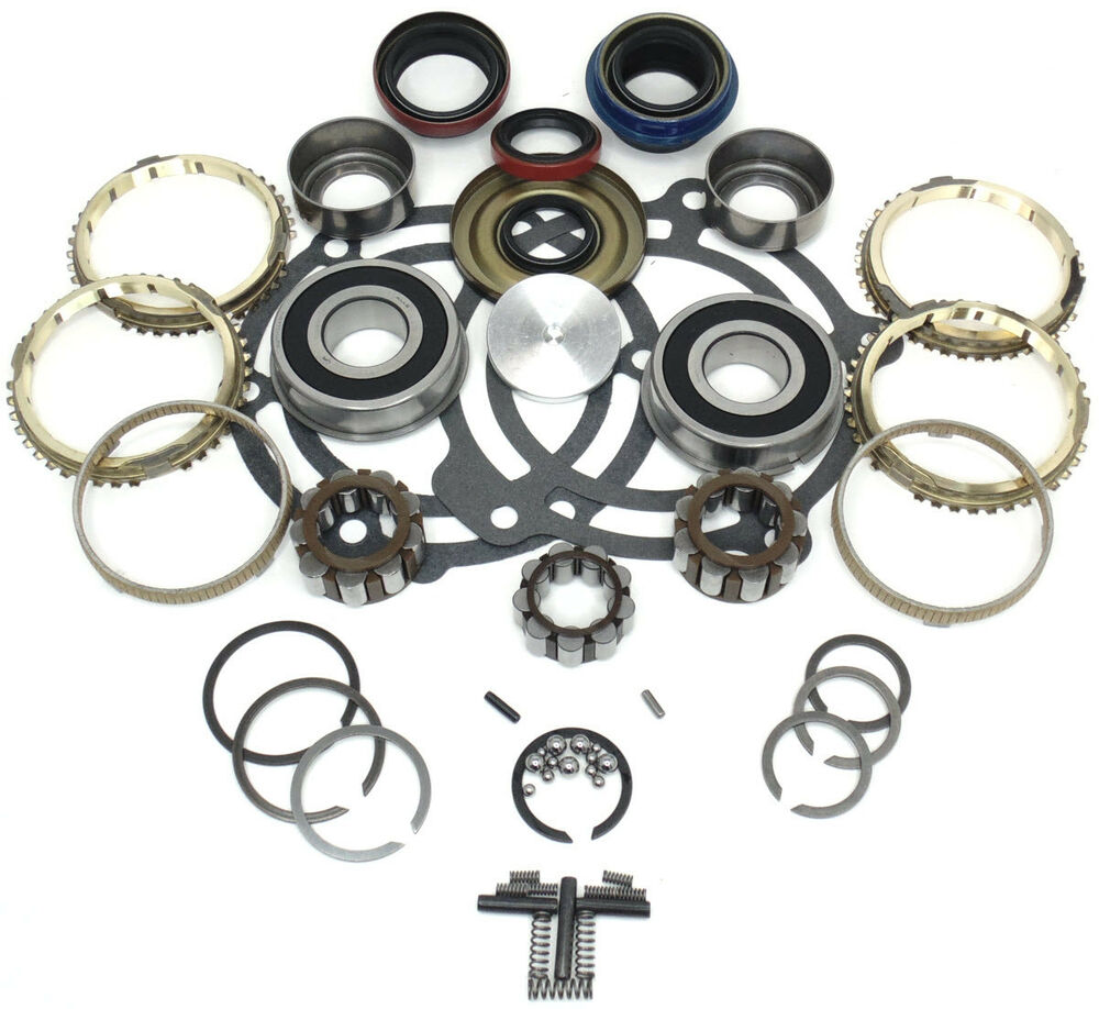 hight resolution of getrag nv3500 nv3550 chevy jeep dodge 5 speed trans rebuild bearing kit bk235gws ebay