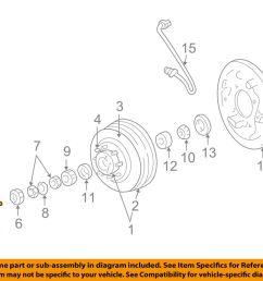 details about dodge chrysler oem 94 01 ram 1500 brake rear washer 4797126 [ 1000 x 798 Pixel ]