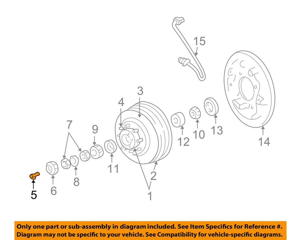 medium resolution of details about dodge chrysler oem 94 01 ram 1500 brake rear washer 4797126