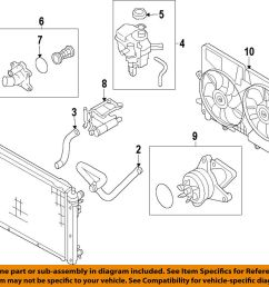 2001 mazda tribute engine cooling diagram thermostat [ 1000 x 889 Pixel ]