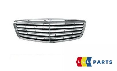 NEW GENUINE MERCEDES BENZ MB S CLASS W221 FRONT GRILL