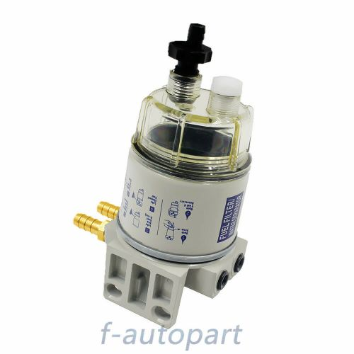 small resolution of details about new fit for racor r12t marine spin on fuel filter water separator 120at