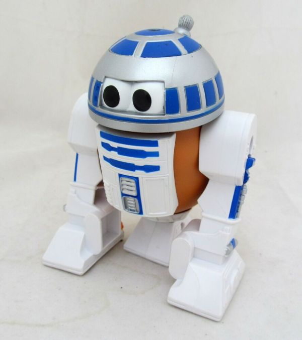 Star Wars R2d2 R2-d2 Robot Sci-fi Toy Potato Head