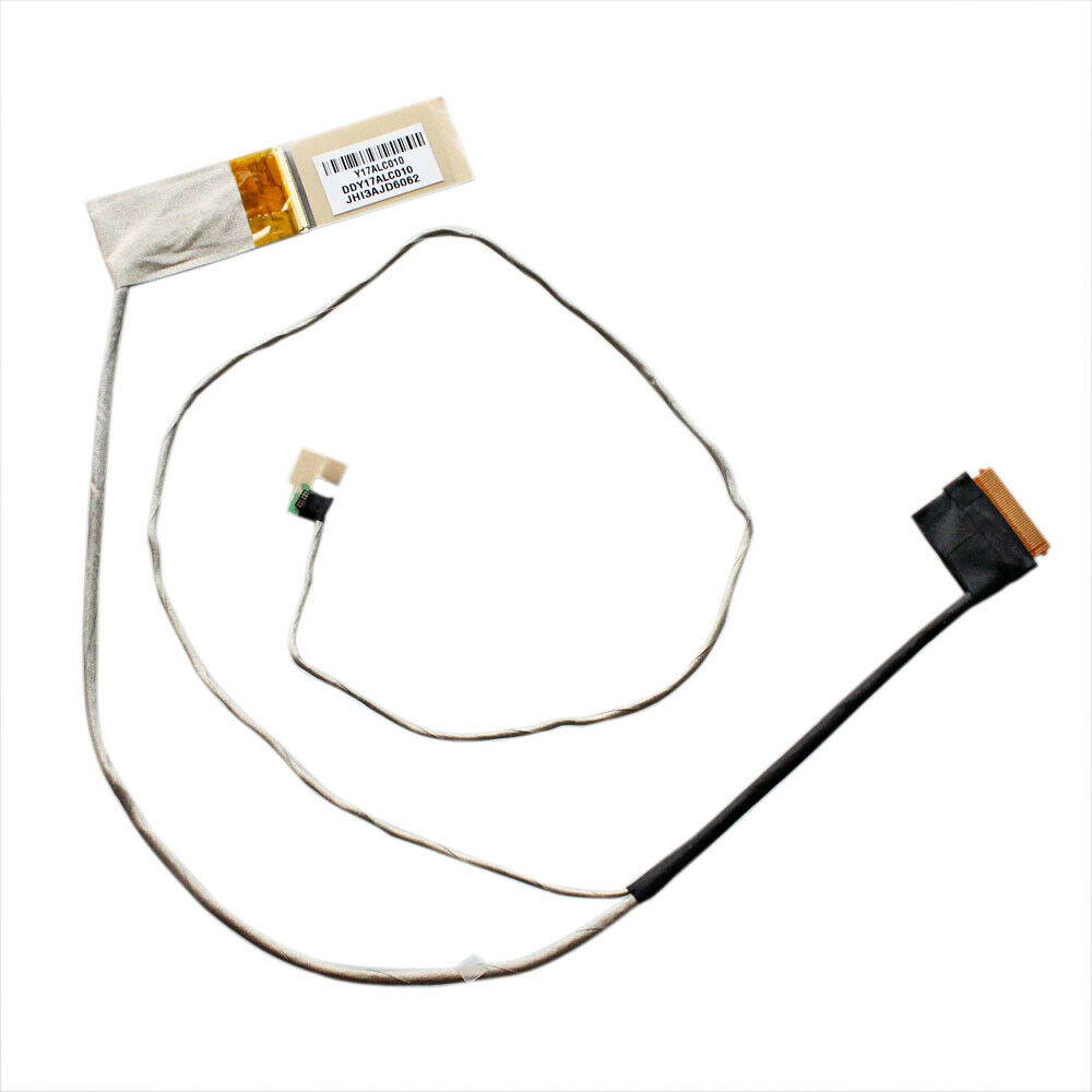 LCD LVDS VIDEO SCREEN FLEX CABLE FOR HP Pavilion 17-f053us