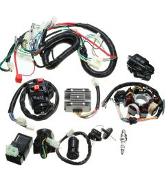 details about wiring harness quad electric cdi coil wire for zongshen lifan ducar razor 250cc [ 1000 x 1000 Pixel ]