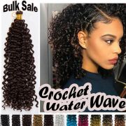 natural water wave crochet