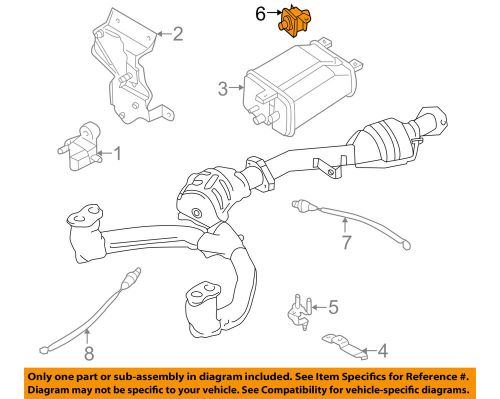 small resolution of details about subaru oem 99 04 forester 2 5l h4 emission vent valve 42084fa120