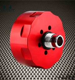 details about for 6 6l 01 16 lb7 lly lbz lmm lml gmc chevy fuel filter adapter red [ 900 x 900 Pixel ]