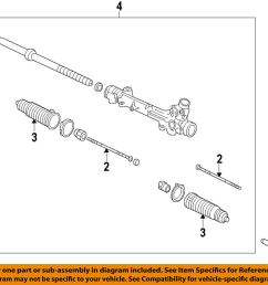 details about ford oem 10 14 f 150 steering gear outer tie rod end al3z3a130a [ 1000 x 938 Pixel ]