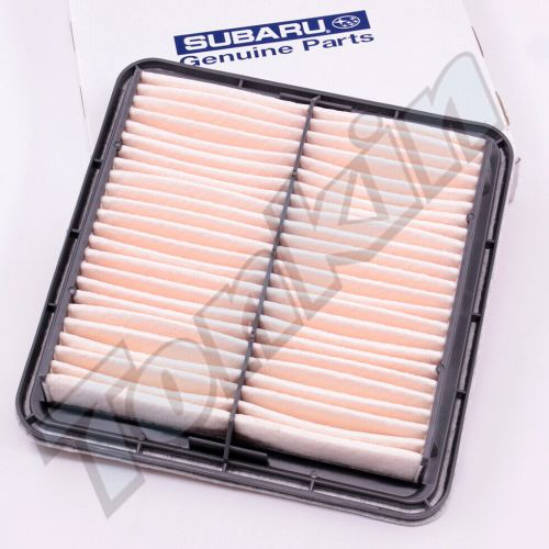 small resolution of details about subaru oem 05 09 legacy engine air cleaner filter element 16546aa10a