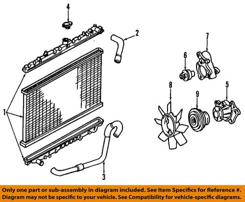 small resolution of nissan oem 90 96 300zx radiator coolant lower hose 2150330p60 ebay nissan 300zx coolant diagram