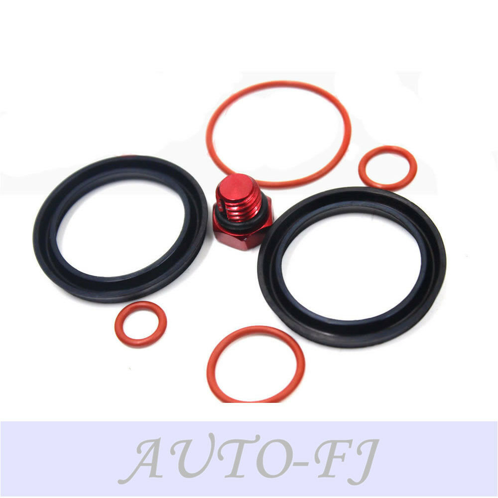 hight resolution of details about for duramax fuel filter head rebuild seal kit with viton o rings bleeder screw