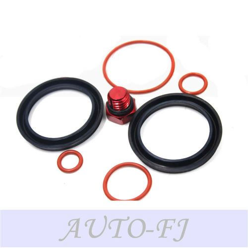 small resolution of details about for duramax fuel filter head rebuild seal kit with viton o rings bleeder screw