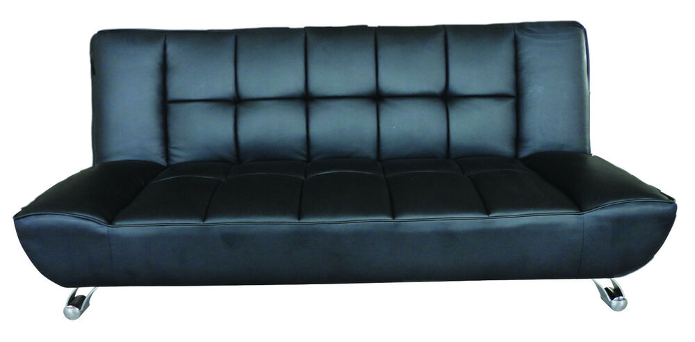 barletta sofa how to wash fabric cushion covers modern leather bed in black chequered back details about chair