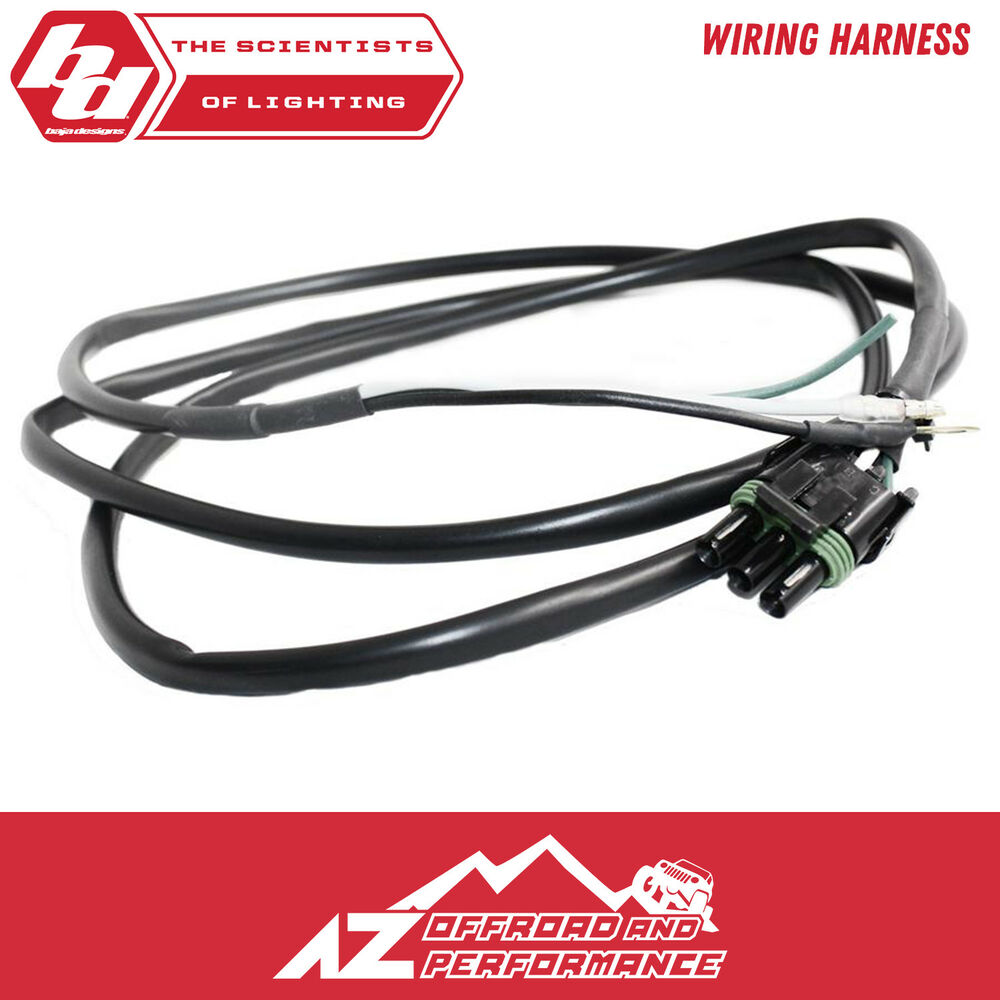 hight resolution of details about baja designs ford raptor wiring harness onx6 s8