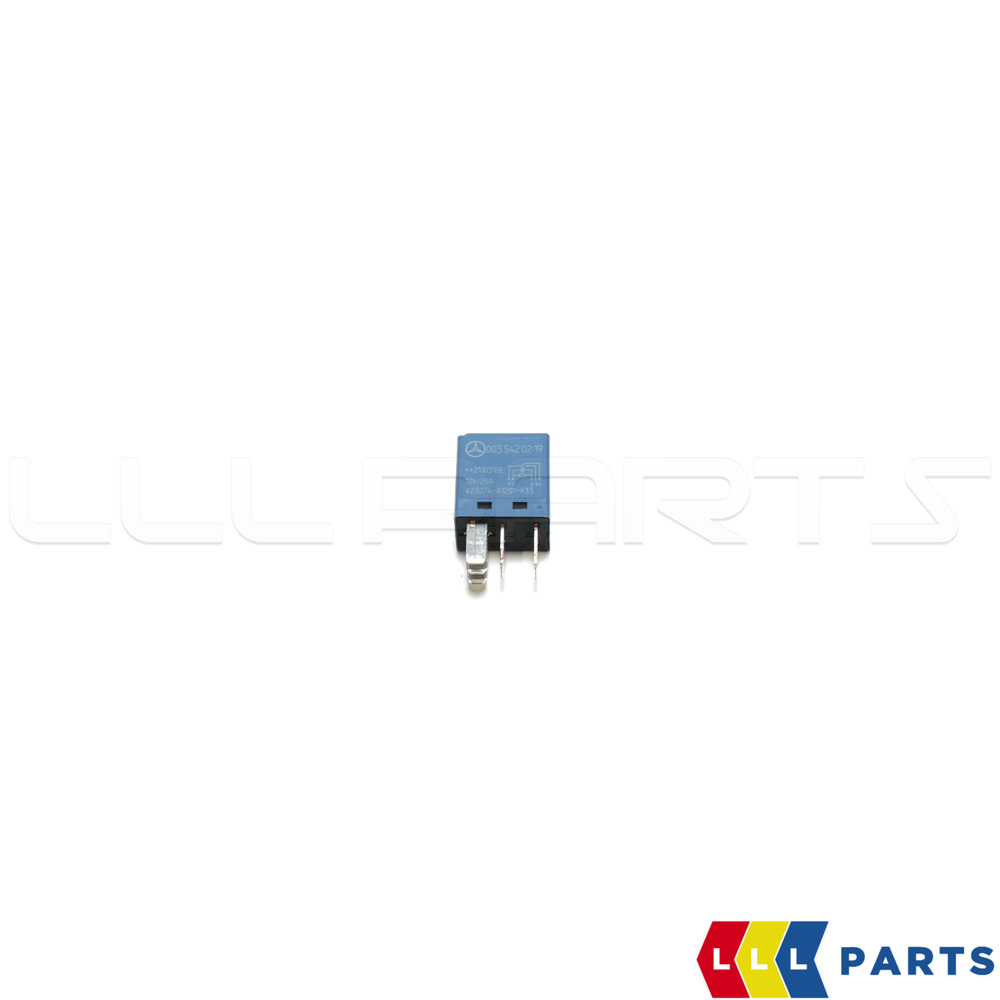 hight resolution of details about new genuine mercedes benz sprinter cdi fuse box indicator relay a0035420219