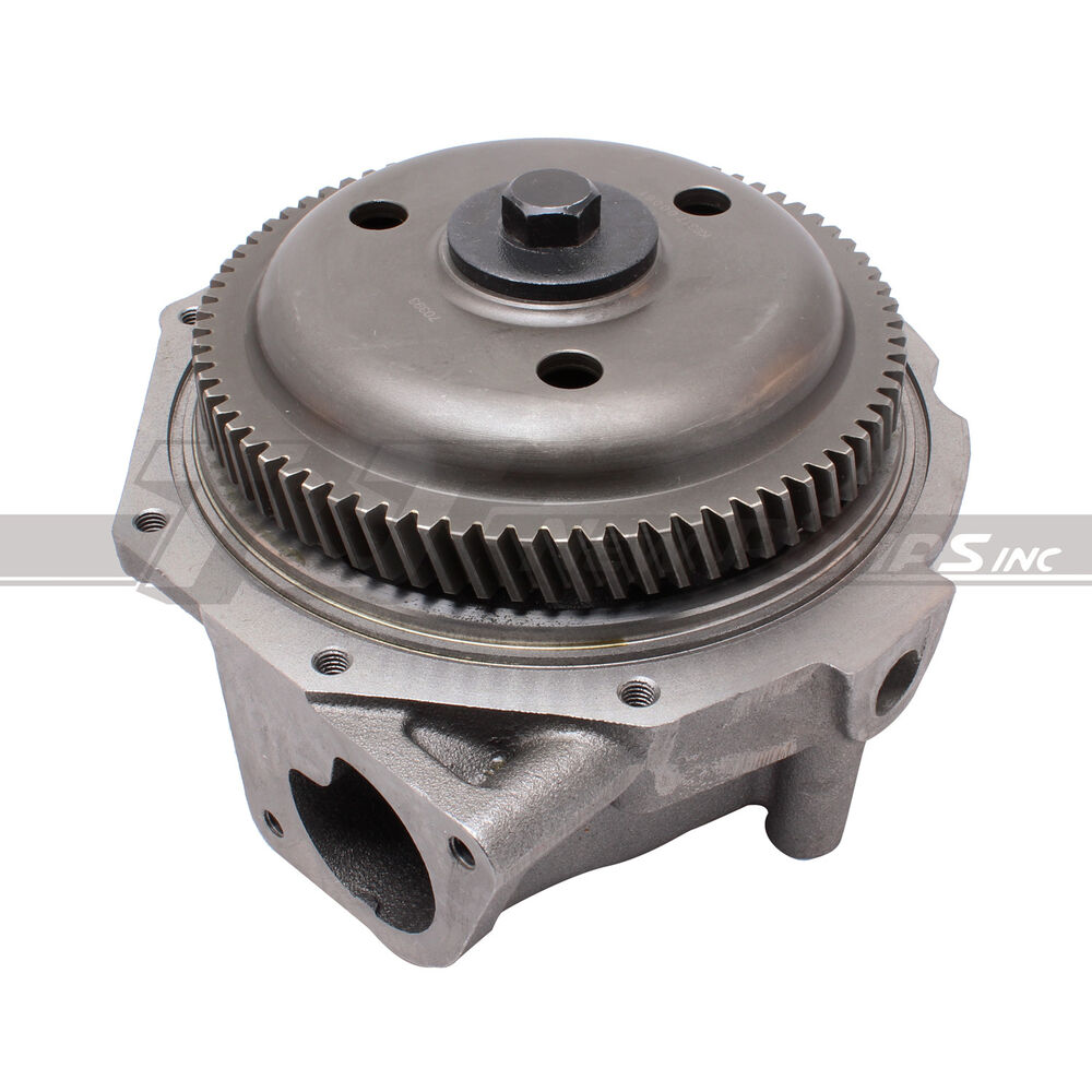 hight resolution of details about new caterpillar 3406e engine water pump same as 613890 10r0483 or4120