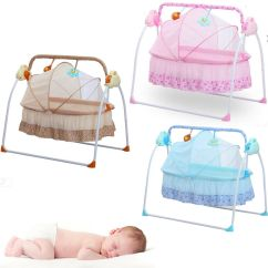 Baby Sleeping Chair Zero Gravity Recliner Garden Cradle To Sleep Musical Rocking Electric Swing Bouncer Details About Crib Motion Us