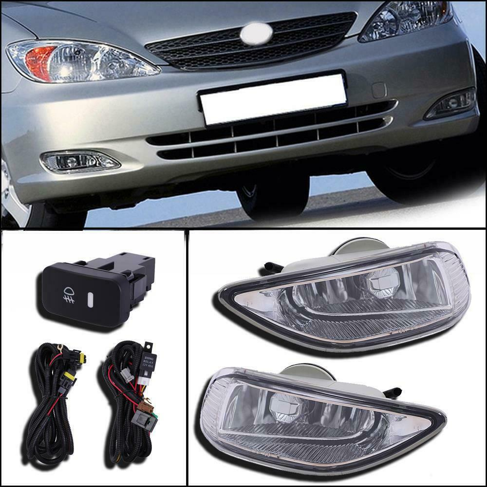 medium resolution of details about for 2002 2004 toyota camry 2005 2008 corolla bumper fog lights switch wiring