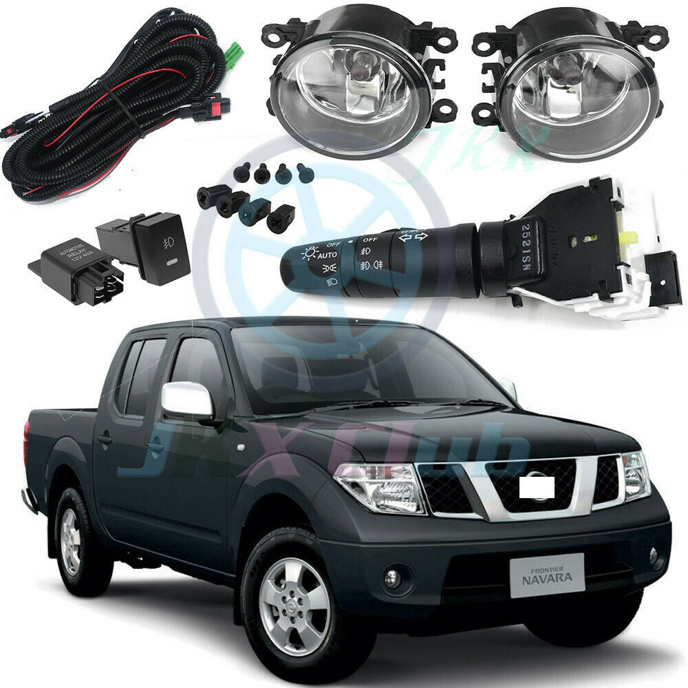 hight resolution of details about fog lights kit harness control switch for nissan frontier xterra 2005 2018