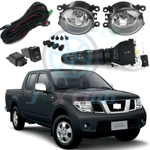 small resolution of details about fog lights kit harness control switch for nissan frontier xterra 2005 2018