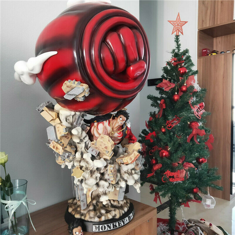 01/05/2018· all forms of luffy's gear 4th. One Piece Monkey D Luffy Gear Fourth Statue Resin Model ...