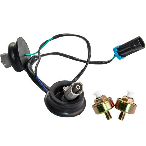 small resolution of details about dual knock sensors wire harness replaces 12601822 for chevy avalanch 2002 2006
