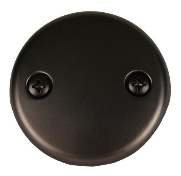 2-hole Tub Face Plate - Oil Rubbed Bronze 51269