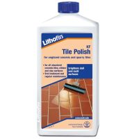 Lithofin KF Tile Polish 1L Ceramic/Quarry Sealer | eBay
