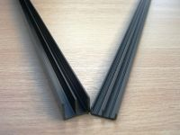 3ft VIVARIUM cabinet 4mm GLASS track RUNNERS 90cm long viv ...