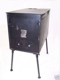 NEW! Wood Stove for Outfitter Canvas Wall Tent Camping | eBay
