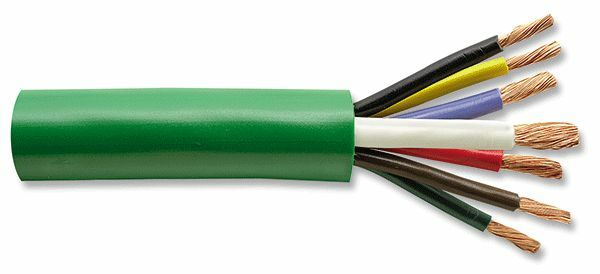 Trailer Wiring Cable