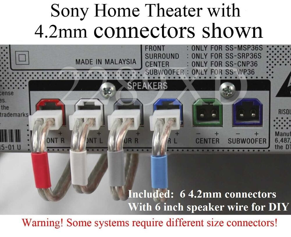Home Stereo Wiring
