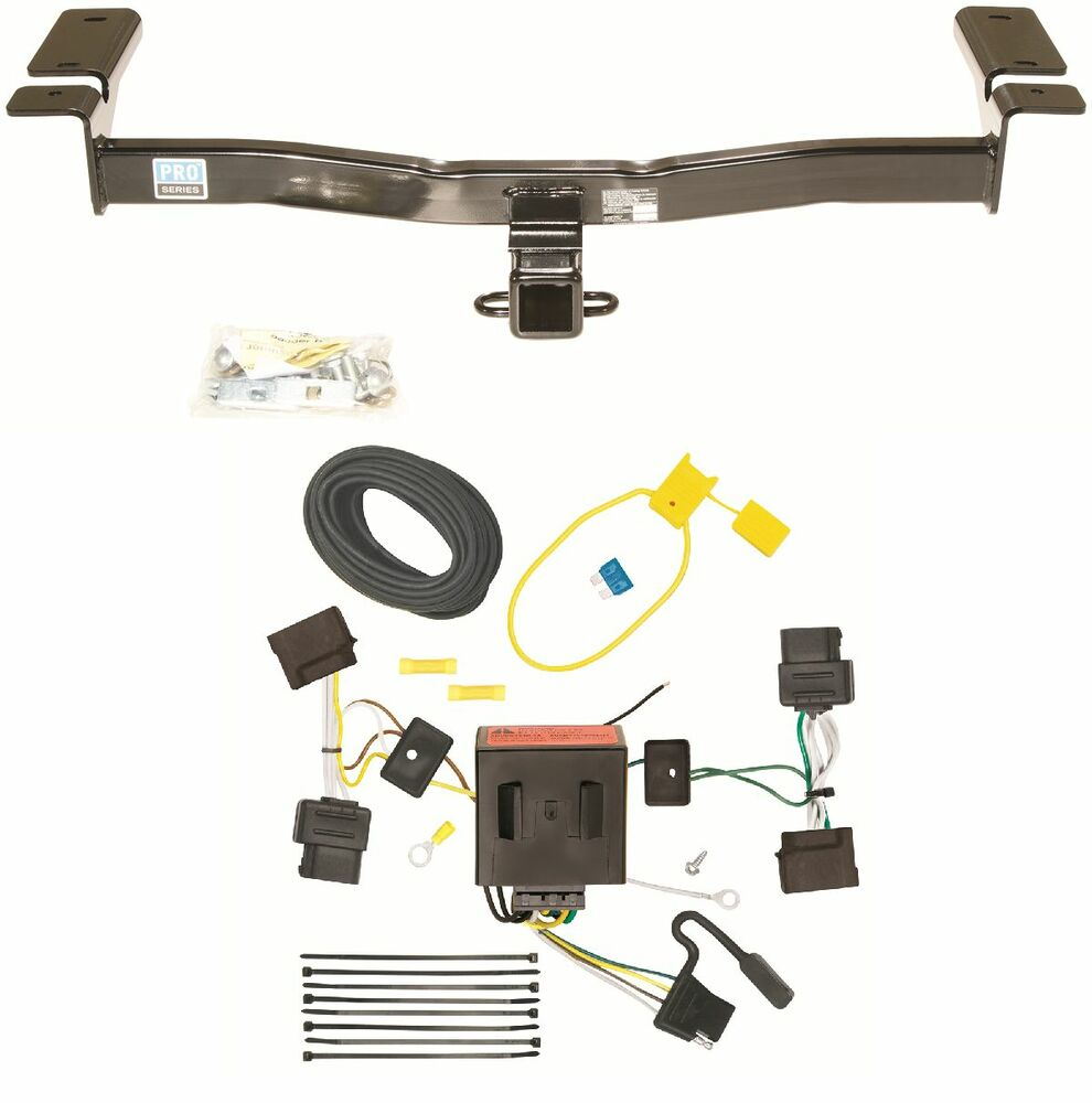 medium resolution of 2007 10 ford edge trailer hitch kit wiring harness 2 commercial trailer wiring harness sealco trailer