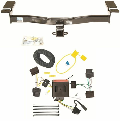 small resolution of 2007 10 ford edge trailer hitch kit wiring harness 2 commercial trailer wiring harness sealco trailer