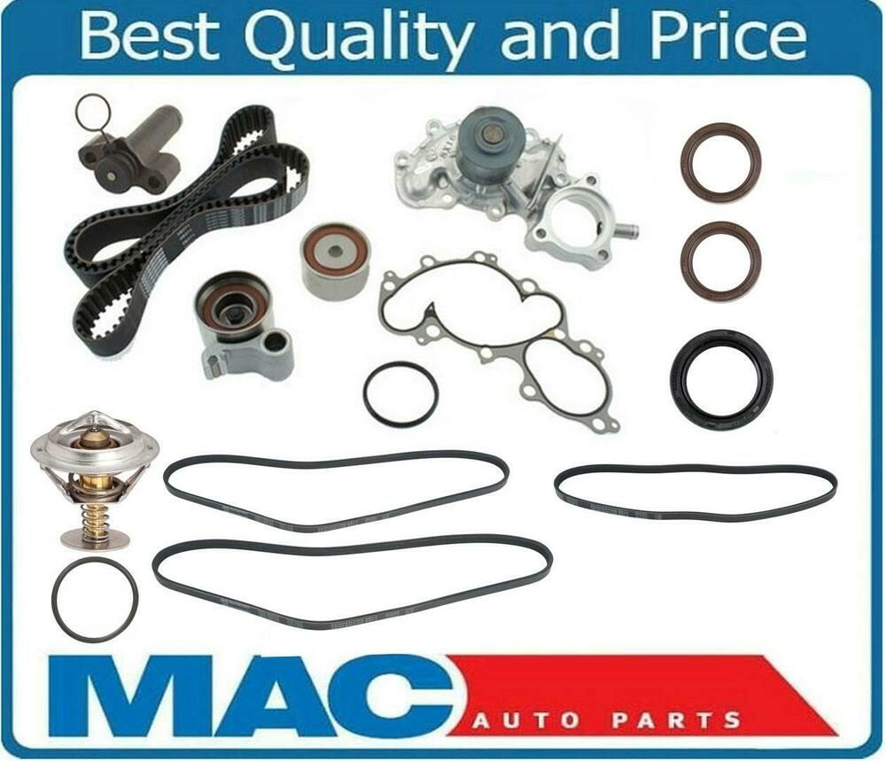 Fits Toyota Timing Belt Water Pump Kit 4-Runner/Tacoma