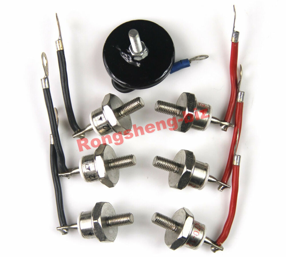 Rsk Diode Rectifier Service Kit 70a For Generator
