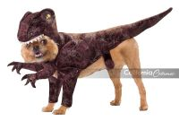 Raptor Dinosaur Dog Costume Animal Planet Pet | eBay