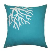 Coral Turquoise, Premier Prints Coral True Turquoise ...