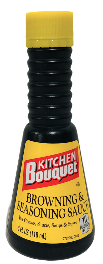 Kitchen Bouquet Browning and Seasoning Sauce Meat Gravy