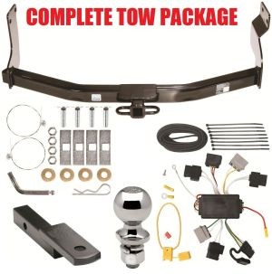 20052007 FORD ESCAPE TRAILER HITCH  WIRING HARNESS KIT