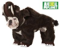 Wooly Mammoth Elephant Dog Costume | eBay