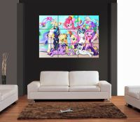 MY LITTLE PONY Giant Wall Art Print Picture Poster   eBay